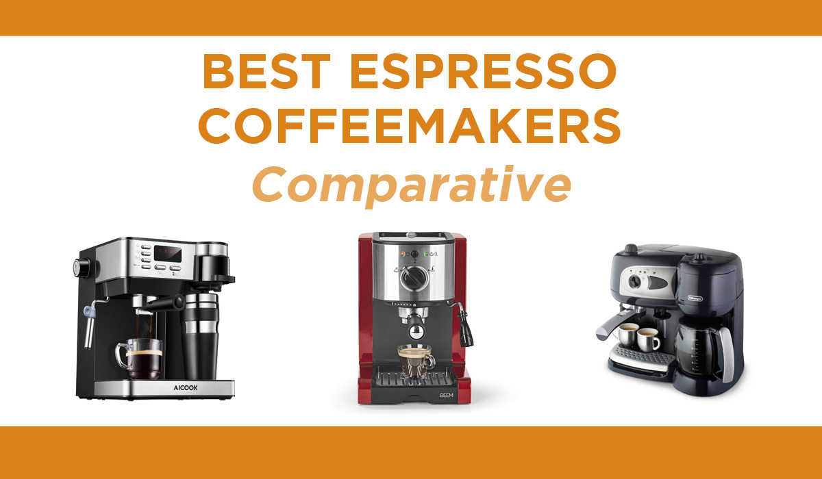 Best espresso coffee maker ? comparison, test, review ✓