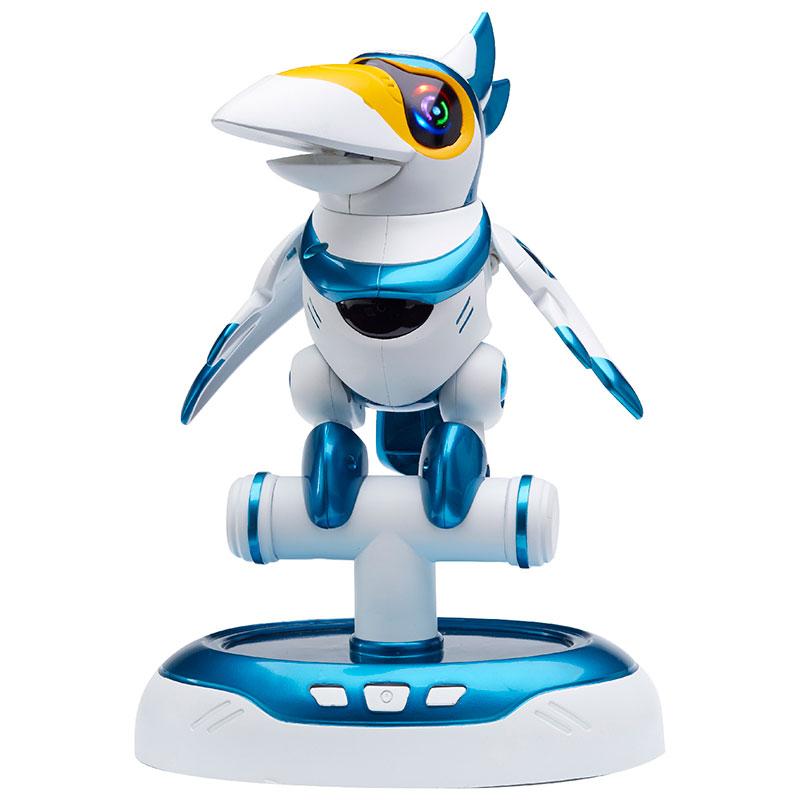 Robot Toukan Testka : jouet interactif