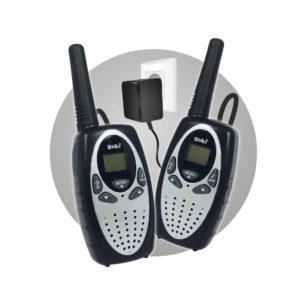 Buki - TW02 - Talkie Walkie Rechargeable-6