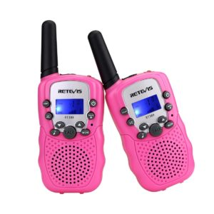 Retevis RT388 Talkie Walkie Enfants Rechargeable PMR446- 8